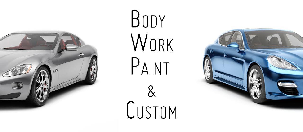 Body work paint one nation for Custom paint and body